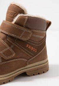 Friboo - Bottes de neige - brown - 2