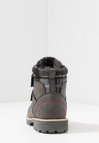 Friboo - Korte laarzen - dark gray - 4