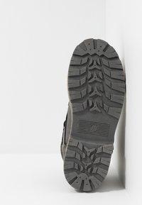 Friboo - Korte laarzen - dark gray - 5