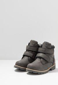 Friboo - Korte laarzen - dark gray - 3