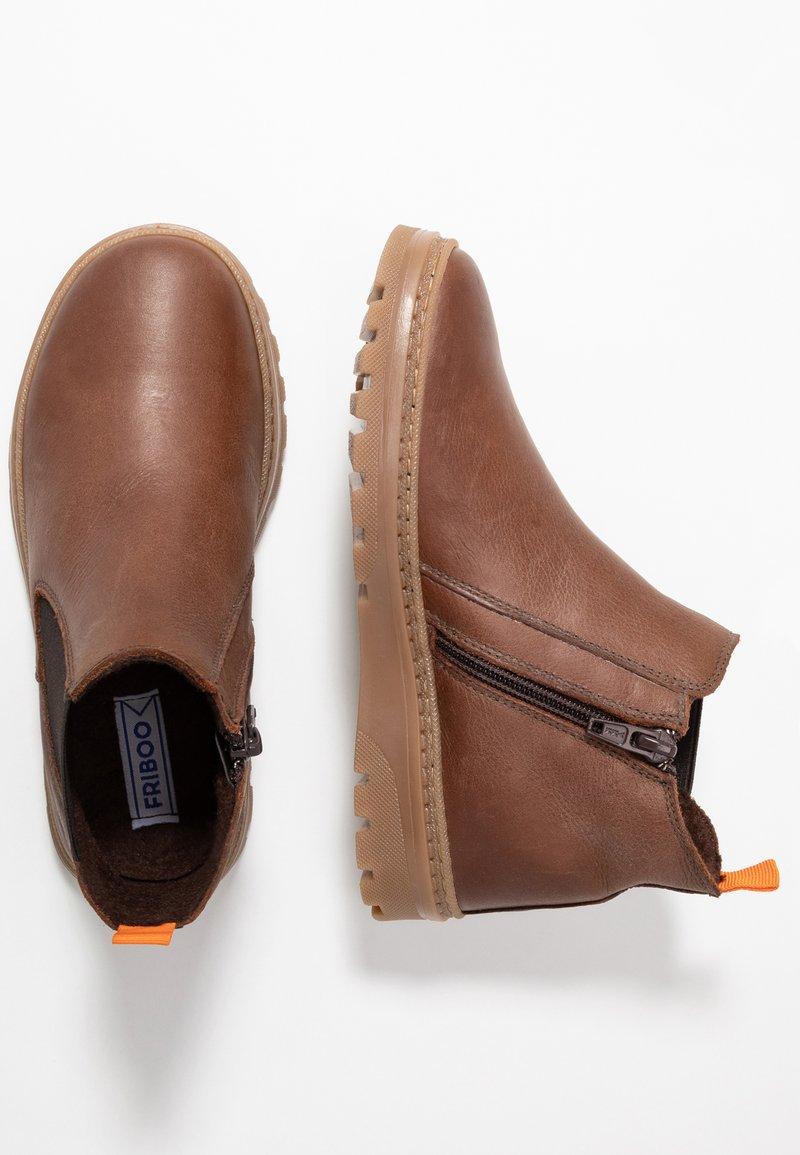 Friboo - Støvletter - brown