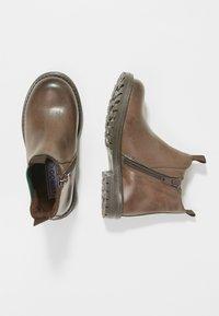 Friboo - Lära-gå-skor - brown - 3