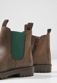 Friboo - Lära-gå-skor - brown - 2