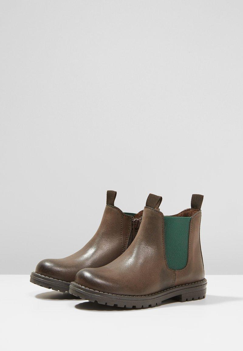 Friboo - Lära-gå-skor - brown