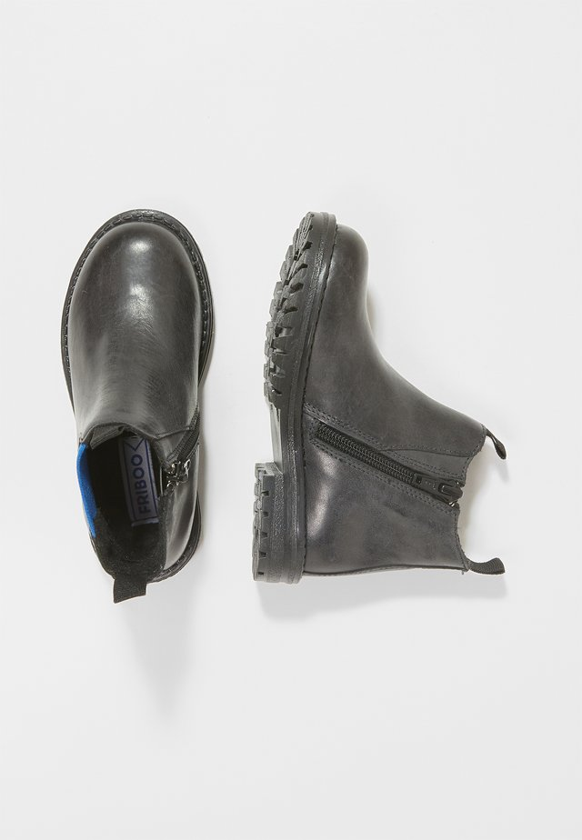 Lära-gå-skor - black