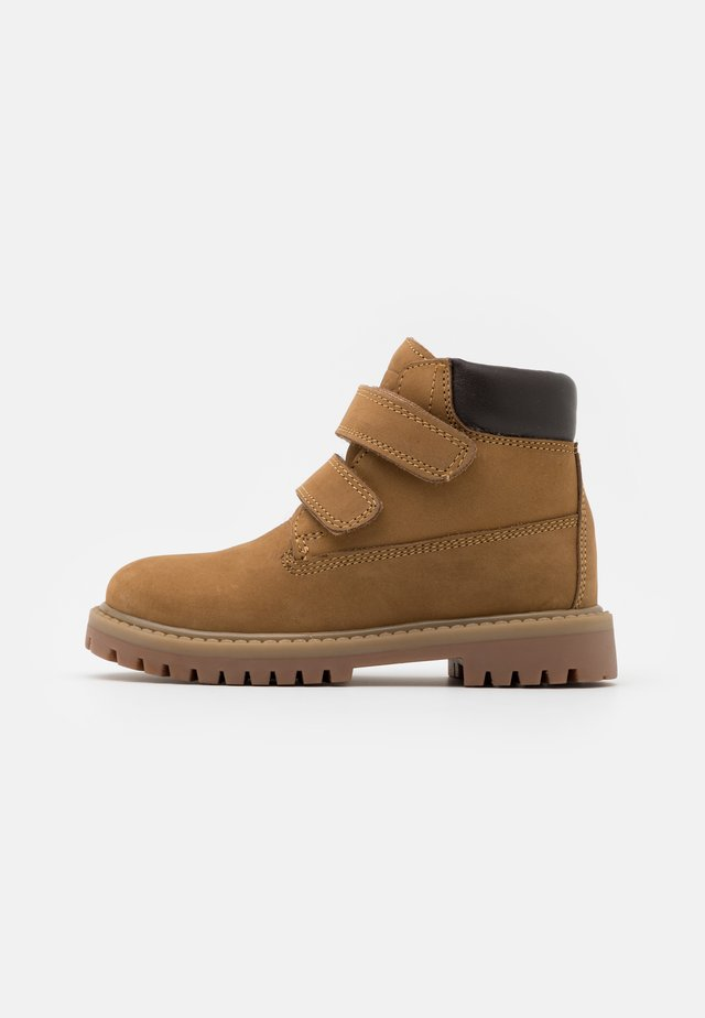 Korte laarzen - light brown