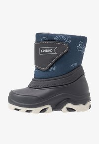 Friboo - Winter boots - blue - 1