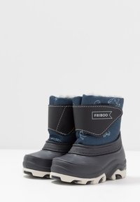 Friboo - Winter boots - blue - 3