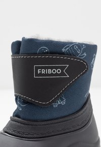 Friboo - Winter boots - blue - 2