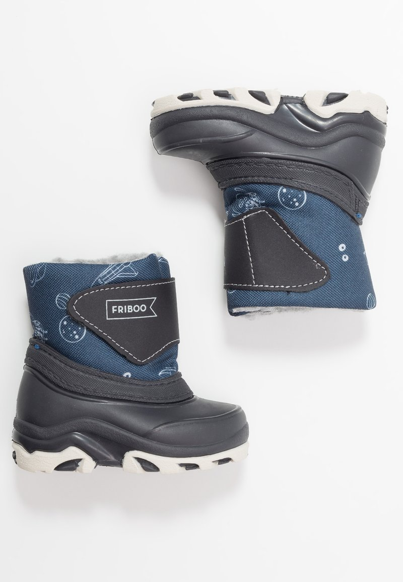 Friboo - Winter boots - blue