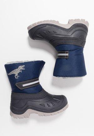 Winter boots - blue