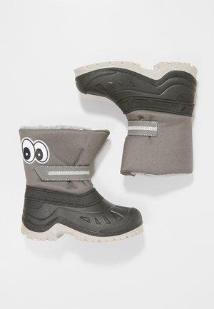 Babyschoenen - grey/black