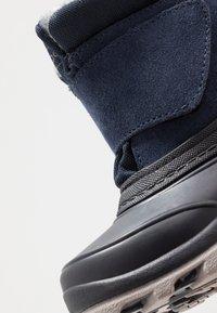 Friboo - Winter boots - dark blue - 2
