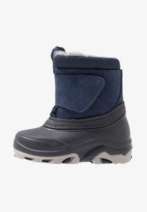 Bottes de neige - dark blue