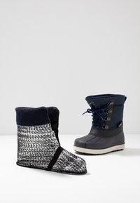 Friboo - Snowboots  - dark blue - 6