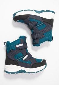 Friboo - Vysoká obuv - dark blue/blue - 0