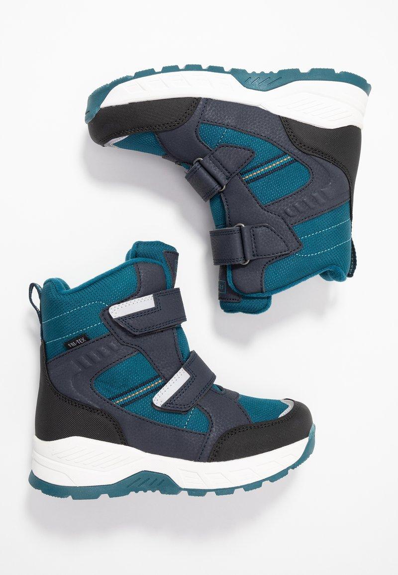 Friboo - Vysoká obuv - dark blue/blue