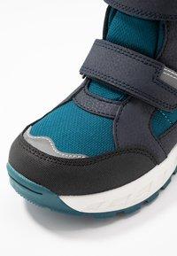 Friboo - Vysoká obuv - dark blue/blue - 2