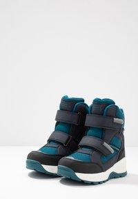 Friboo - Vysoká obuv - dark blue/blue - 3