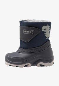 Friboo - Śniegowce - dark blue - 1