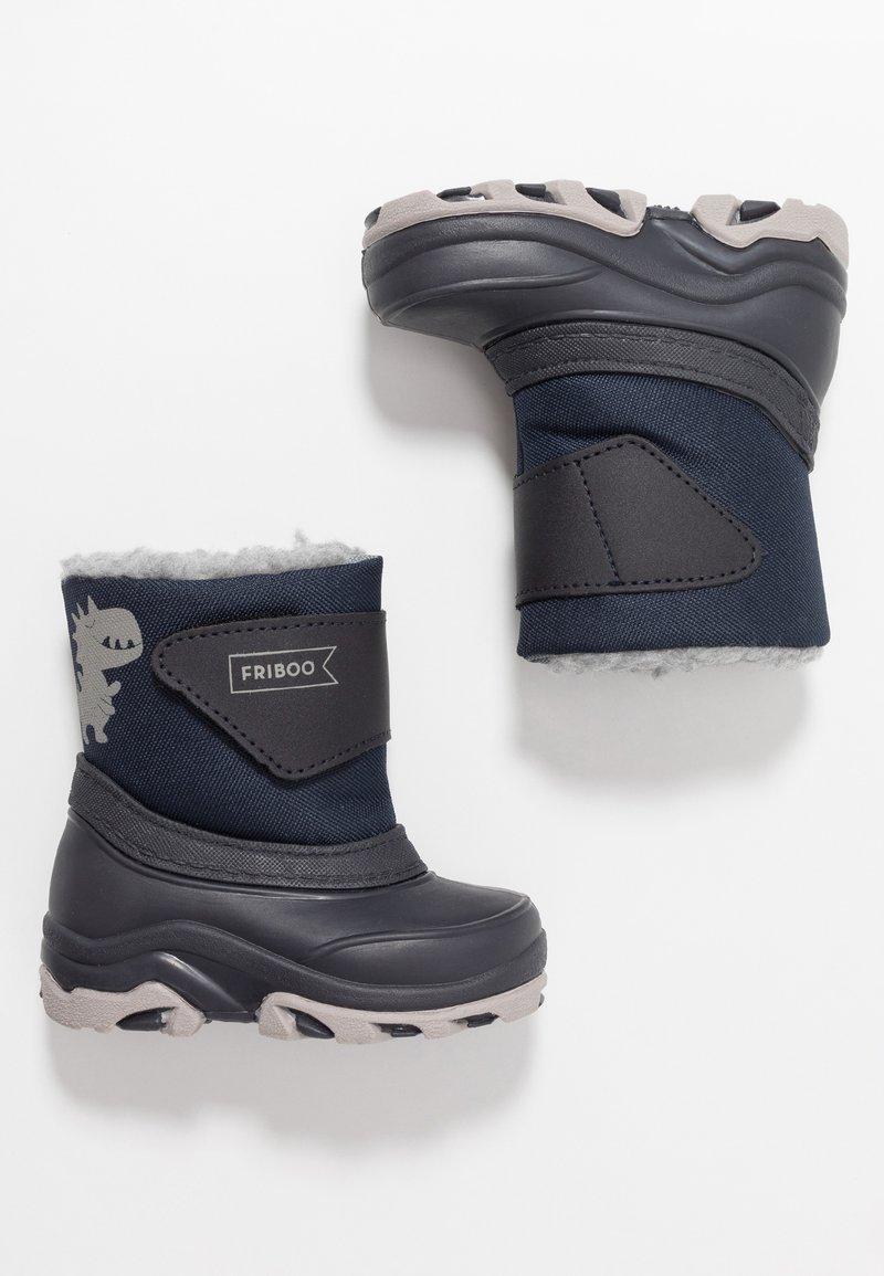 Friboo - Snowboot/Winterstiefel - dark blue