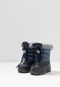 Friboo - Zimní obuv - blue grey/dark blue - 3