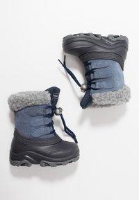 Friboo - Zimní obuv - blue grey/dark blue - 0