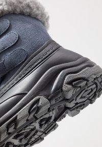 Friboo - Zimní obuv - blue grey/dark blue - 2