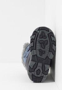 Friboo - Zimní obuv - blue grey/dark blue - 5