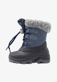 Friboo - Zimní obuv - blue grey/dark blue - 1