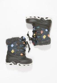 Friboo - Dětské boty - black/petrol - 3