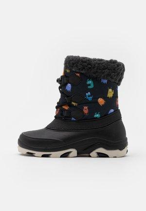 Dětské boty - black/petrol