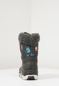 Friboo - Dětské boty - black/petrol - 4