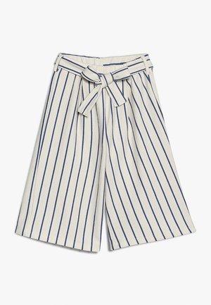 Kalhoty - bright white /true navy