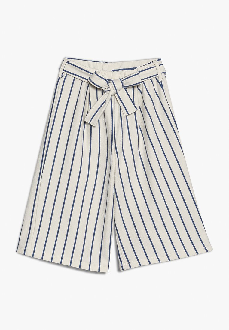 Friboo - Shorts - bright white /true navy