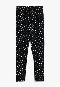 Friboo - 2 PACK - Leggings - Trousers - anthracite/nautical blue - 1