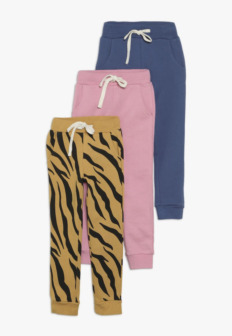 Friboo - 3 PACK - Tracksuit bottoms - cashmere rose