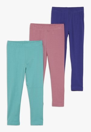3 PACK - Leggings -  multicolor