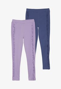 Friboo - 2 PACK - Legging - english lavender - 3
