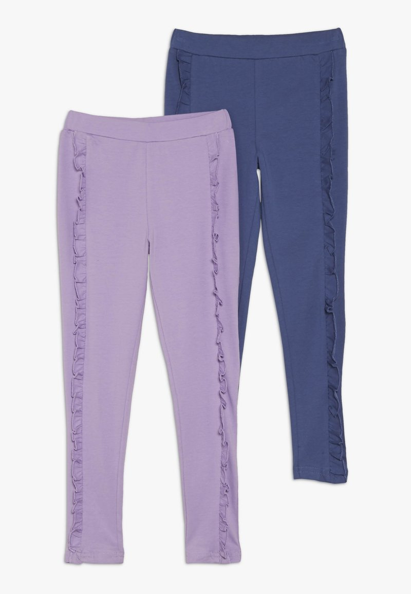 Friboo - 2 PACK - Leggings - Trousers - english lavender