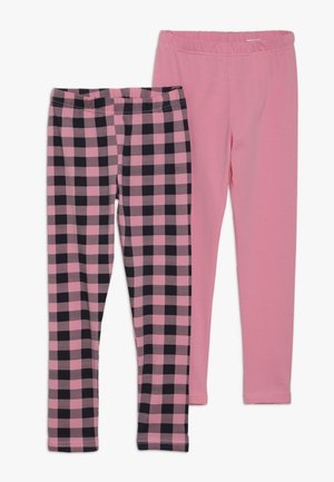2 PACK - Legging - rose