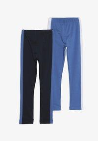 Friboo - 2 PACK - Leggings - Trousers - navy blazer - 3