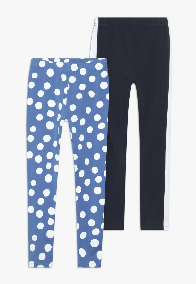 Friboo - 2 PACK  - Leggings - Trousers - palace blue/navy blazer