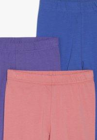 Friboo - 3 PACK - Legging - nautical blue/desert rose/ultraviol - 4