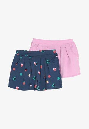 2 PACK - Shortsit - blue/pink