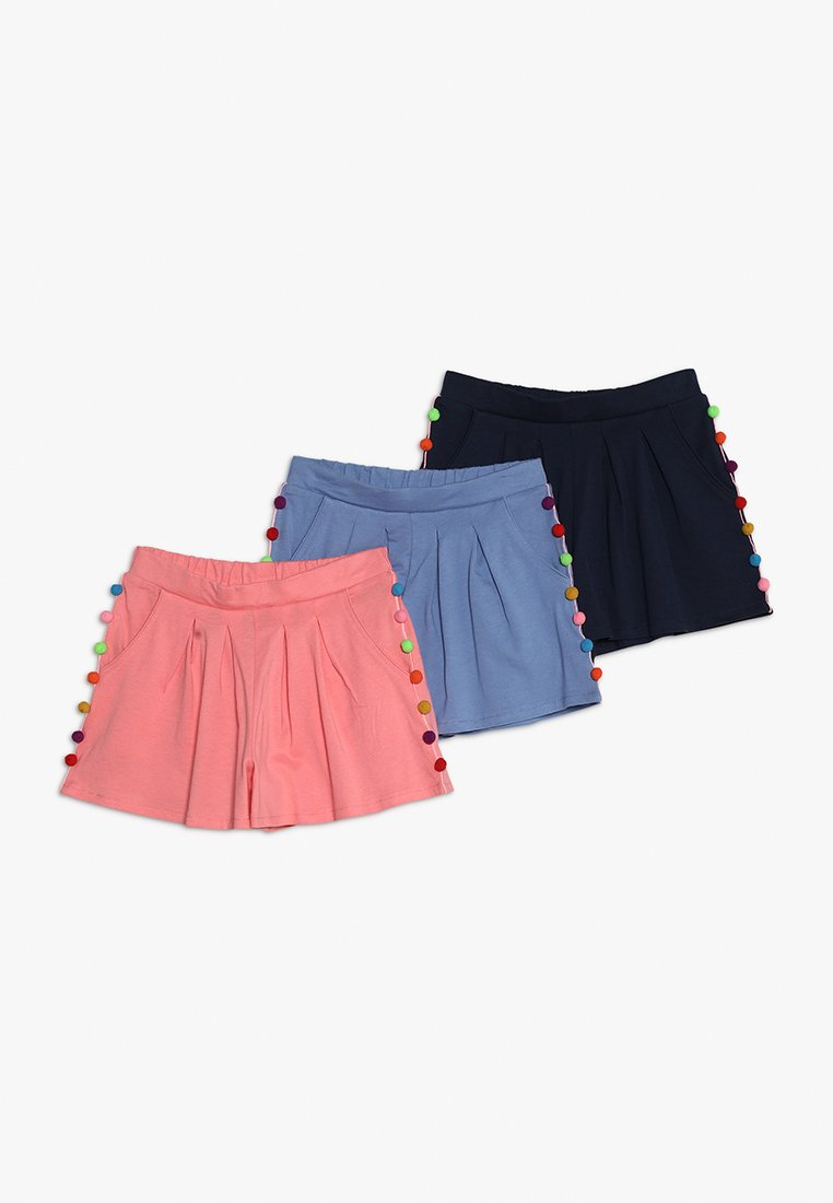 Friboo - 3 PACK - Shorts - pink/blue/dark blue