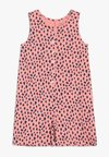 Friboo - BUTTON PLACKET ALL IN ONE - Jumpsuit - strawberry ice