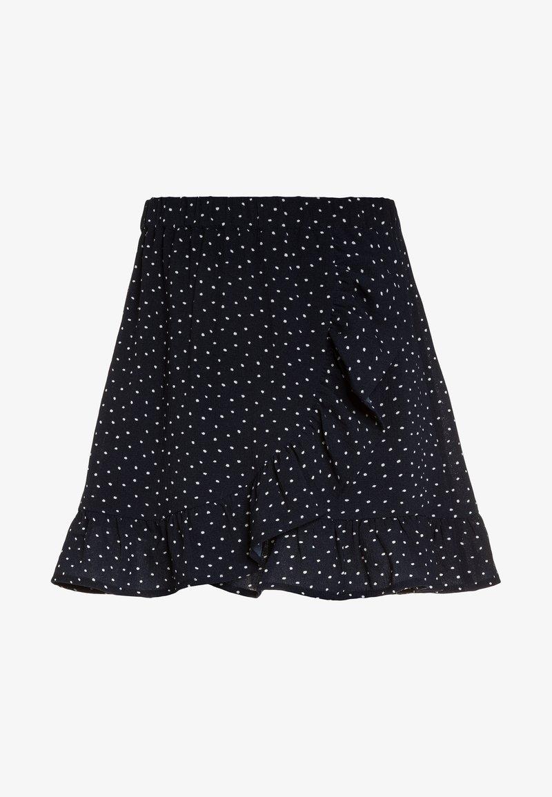 Friboo - A-line skirt - blue