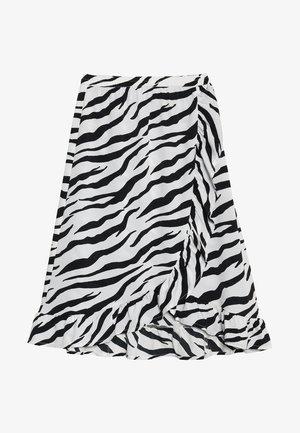 Spódnica trapezowa - anthracite