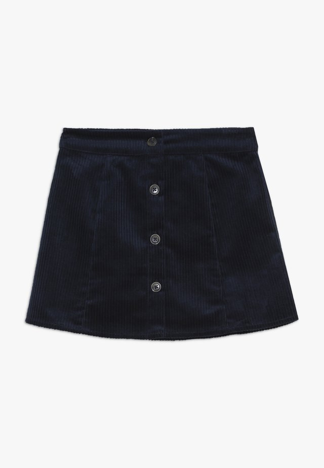 Mini skirt - navy